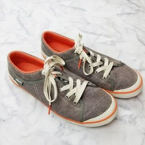 Teva|FreeWheel Washed Canvas Sneakers